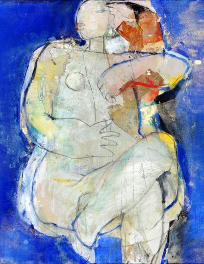 Christianne Knops - Femme au queu de cheval - 1,10m - 1,20m