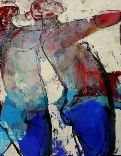 Christianne Knops - Cour de danse - 1,10m - 1,20m